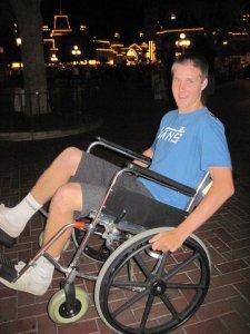 jeryn wheelchair
