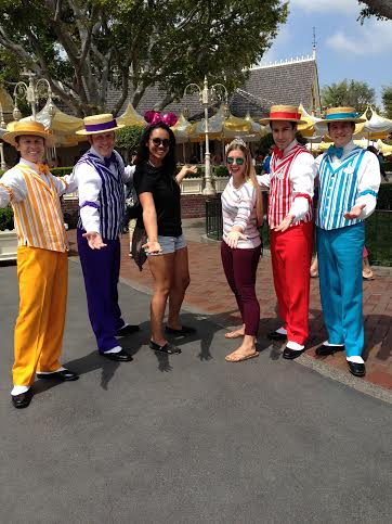 The Dapper Dans!