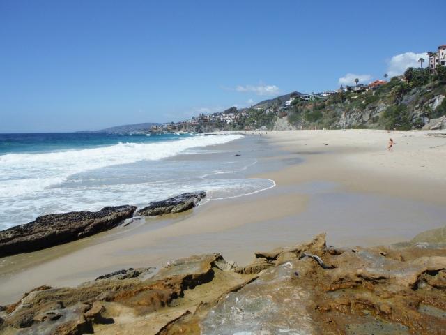 laguna beach thousand steps pools