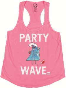 party wave tank
